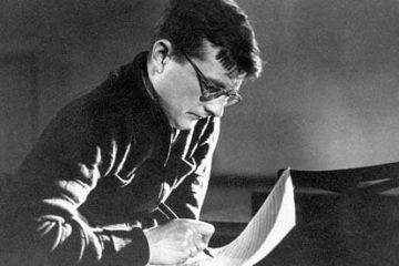Dmitri Shostakovich: Symphony No  10 in E minor Archives